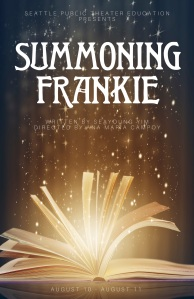 SUMMONING FRANKIE poster
